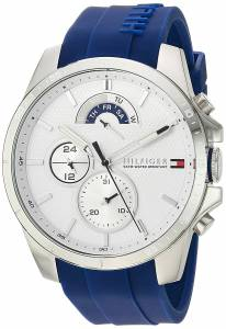 [トミー ヒルフィガー]Tommy Hilfiger 'COOL SPORT' Quartz Stainless Steel and 1791349