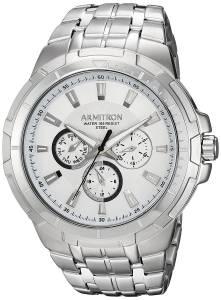 [アーミトロン]Armitron 腕時計 20/5144SVSV メンズ [並行輸入品]