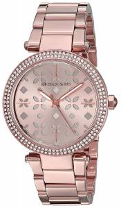 [マイケル・コース]Michael Kors  Mini Parker Rose GoldTone Watch MK6470 レディース