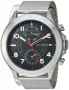 [トミー ヒルフィガー]Tommy Hilfiger Quartz Stainless Steel Casual Watch, 1791342