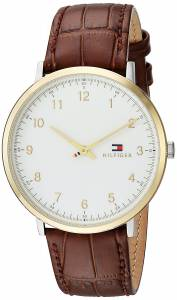 [トミー ヒルフィガー]Tommy Hilfiger 'SOPHISTICATED SPORT' Quartz Silver and Gold 1791340