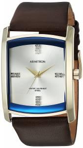 [アーミトロン]Armitron 腕時計 20/4604SVGPBN メンズ [並行輸入品]