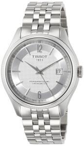 [ティソ]Tissot  TClassic Ballade Silver Dial Automatic Watch T108.408.11.037.00 T1084081103700