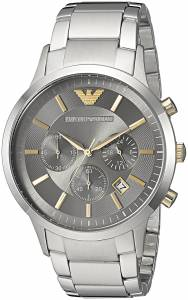 [エンポリオアルマーニ]Emporio Armani  Quartz Stainless Steel Casual Watch, AR11047