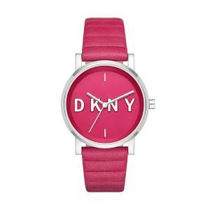 [ダナキャラン]DKNY 腕時計 Soho Pink Silicone Watch NY2631 レディース [並行輸入品]