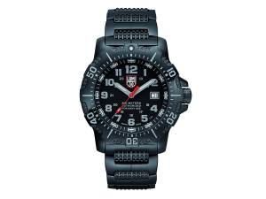 [ルミノックス]Luminox 腕時計 4200 Series Anu Black Stainless Steel Watch A.4222 メンズ