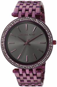 [マイケル・コース]Michael Kors  'Darci' Quartz Stainless Steel Casual Watch, MK3554