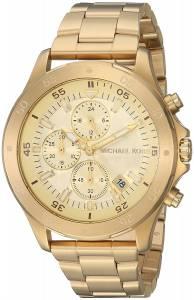 [マイケル・コース]Michael Kors Quartz Stainless Steel Casual Watch, Color:GoldToned MK8570