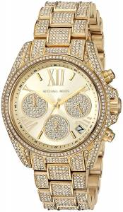 [マイケル・コース]Michael Kors Quartz Stainless Steel Casual Watch, Color:GoldToned MK6494