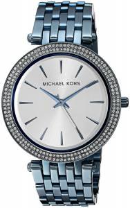 [マイケル・コース]Michael Kors  Quartz Stainless Steel Casual Watch, Color:Blue MK3675