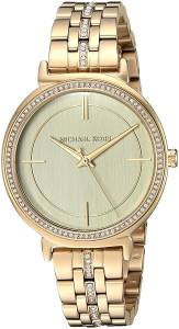 [マイケル・コース]Michael Kors Quartz Stainless Steel Casual Watch, Color:GoldToned MK3681
