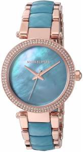 [マイケル・コース]Michael Kors  Quartz Stainless Steel Casual Watch, Color:Rose MK6491