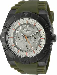 [アーミトロン]Armitron 腕時計 AD/1008IVTIGN メンズ [並行輸入品]