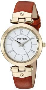[アーミトロン]Armitron 腕時計 75/5338WTGPBN レディース [並行輸入品]