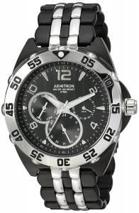 [アーミトロン]Armitron 腕時計 20/4664BKTB メンズ [並行輸入品]