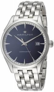 [ハミルトン]Hamilton 腕時計 Jazzmaster Blue Dial Watch H32451141 メンズ [並行輸入品]