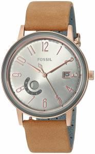 [フォッシル]Fossil  'Vintage Muse' Quartz Stainless Steel and Leather Casual Watch, ES4266