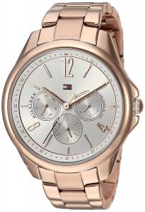 [トミー ヒルフィガー]Tommy Hilfiger 'SPORT' Quartz and StainlessSteelPlated Casual 1781824