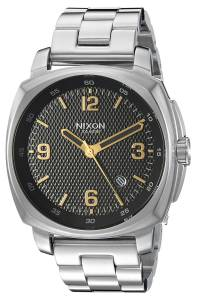 [ニクソン]NIXON  'Charger' Quartz Stainless Steel Casual Watch, Color:SilverToned A10722730