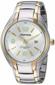 [アーミトロン]Armitron 腕時計 20/5212SVTT メンズ [並行輸入品]