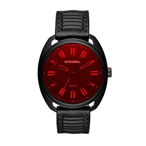 [ディーゼル]Diesel 'Fastbak' Quartz Stainless Steel and Leather Casual Watch, DZ1837