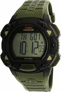 [タイメックス]Timex 腕時計 Green Polyurethane Quartz Sport Watch TW4B09300 メンズ