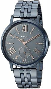 [フォッシル]Fossil  'Gazer' Quartz Stainless Steel Casual Watch, Color:Blue ES4267