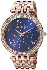 [マイケル・コース]Michael Kors  'Darci' Quartz Stainless Steel Casual Watch, MK3728