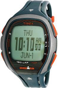 [タイメックス]Timex 腕時計 Blue Polyurethane Quartz Sport Watch TW5M09700 メンズ