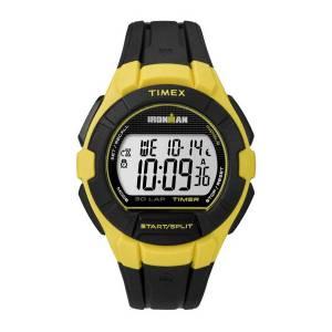 [タイメックス]Timex 腕時計 Black Polyurethane Quartz Sport Watch TW5K95900 メンズ