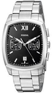 [フォッシル]Fossil 'Knox Dual Time' Quartz Stainless Steel Casual Watch, FS5358