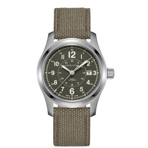[ハミルトン]Hamilton 腕時計 Khaki Field Automatic Watch H70605963 メンズ
