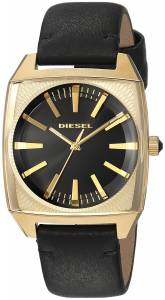 [ディーゼル]Diesel  'Becky' Quartz Stainless Steel and Leather Casual Watch, DZ5557