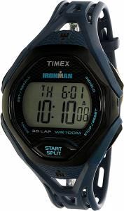 [タイメックス]Timex 腕時計 Blue Polyurethane Quartz Sport Watch TW5M10600 メンズ
