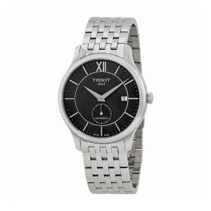 [ティソ]Tissot  Watch Tradition Small Second Silver 40mm Stainless Steel T063.428.11.058.00