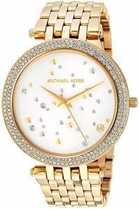 [マイケル・コース]Michael Kors  'Darci' Quartz Stainless Steel Casual Watch, MK3727