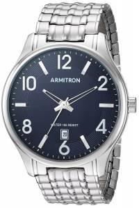 [アーミトロン]Armitron 腕時計 20/5221NVSV メンズ [並行輸入品]