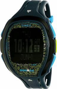 [タイメックス]Timex 腕時計 Blue Polyurethane Quartz Sport Watch TW5M08200 メンズ