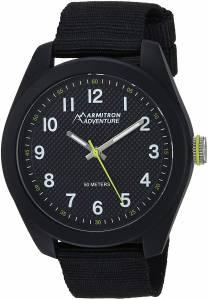 [アーミトロン]Armitron 腕時計 AD/1006BKBKBK メンズ [並行輸入品]