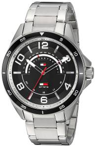 [トミー ヒルフィガー]Tommy Hilfiger  'SPORT' Quartz Stainless Steel Casual Watch, 1791394