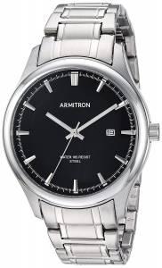 [アーミトロン]Armitron 腕時計 20/5230BKSV メンズ [並行輸入品]