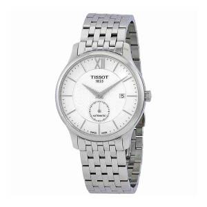 [ティソ]Tissot  Watch Tradition Small Second Silver 40mm Stainless Steel T063.428.11.038.00