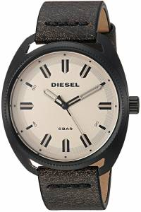[ディーゼル]Diesel 'Fastbak' Quartz Stainless Steel and Leather Casual Watch, DZ1836