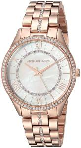 [マイケル・コース]Michael Kors  'Lauryn' Quartz Stainless Steel Casual Watch, MK3716