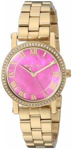 [マイケル・コース]Michael Kors  'Petite Norie' Quartz Stainless Steel Casual Watch, MK3708