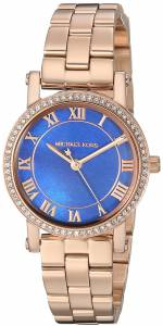 [マイケル・コース]Michael Kors  'Petite Norie' Quartz Stainless Steel Casual Watch, MK3732