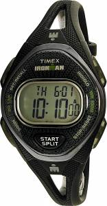 [タイメックス]Timex 腕時計 Black Polyurethane Quartz Sport Watch TW5M10900 レディース