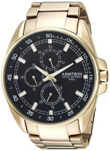[アーミトロン]Armitron 腕時計 20/5224BKGP メンズ [並行輸入品]