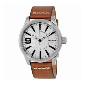 [ディーゼル]Diesel 腕時計 Rasp Silver Dial Watch DZ1803 メンズ [並行輸入品]