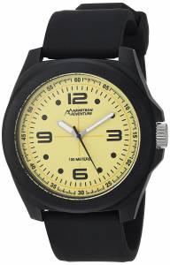 [アーミトロン]Armitron 腕時計 AD/1012YLBKBK メンズ [並行輸入品]